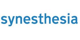 Logo Synesthesia collaboratore di Sandeza